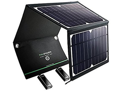 RAVPower Solar Charger 16W Solar Panel
