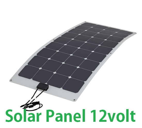 solar panel 12 volt
