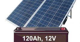 How Long to Charge 12v Battery with Solar Panel- Solar Battery Charger