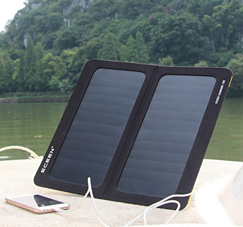best solar panel battery charger