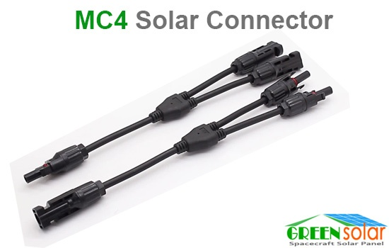 MC4 Solar Connector
