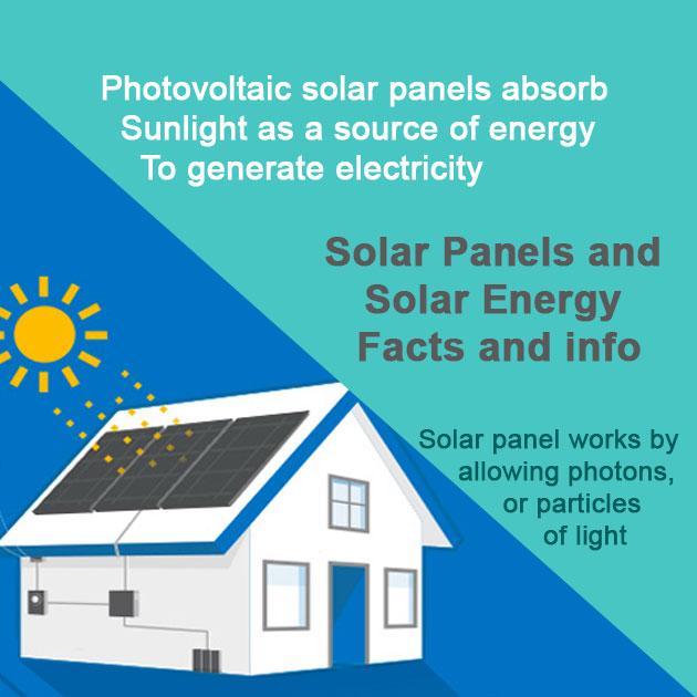 Solar panels information: Working of solar cell | Green Solar