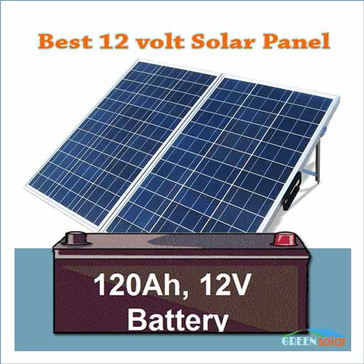 Best Solar Panels 2020.Charge 12v Battery With Solar Panel Best Solar Panel Guide